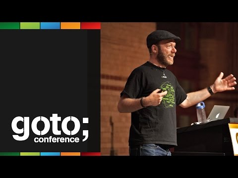 GOTO 2016 • Software that Fits in Your Head • Dan North