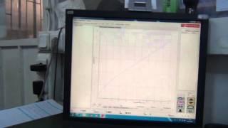 Разрывная машина BP 2 DLC 0,5(Универсальная настольная одноколонная испытательная машина BP до 2 кН. Испытание резины на разрыв., 2015-04-01T12:40:03.000Z)