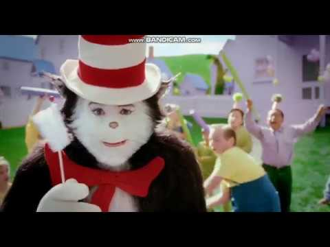 Cat In The Hat (Most Funniest Moments )