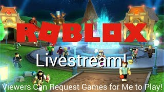 Roblox Stream! (Speed Run 4, Vehicle Simulator, Shy Guy Demostration, and More!)
