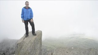 Jumping Adam And Eve, Tryfan: A First-timer's Perspective