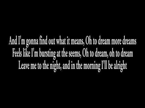 Picture This - Dream Lyrics