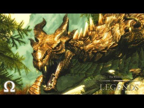 UNLEASH THE DRAGONS (DECK)!   The Elder Scrolls: Legends Multiplayer Custom Deck