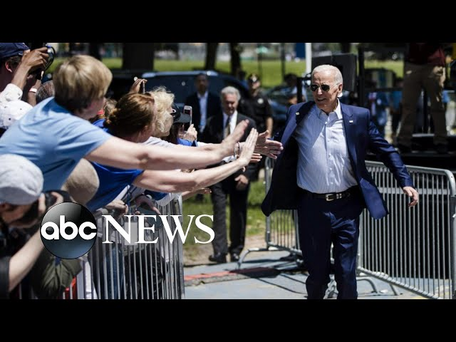 Joe Biden makes pitch for national unity