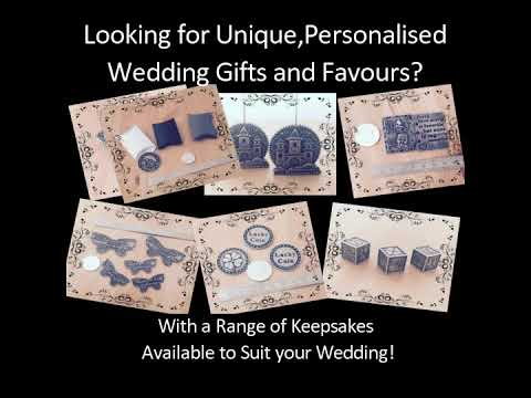 Keepsake Wedding Gifts and Favours  Personalised Coins6