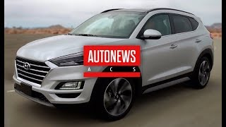Обновленный Hyundai Tucson новый интерьер и атмосферник