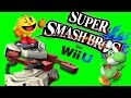 R.O.B. Gets Destroyed!!! Father Vs. Son Vs. Nephew - Super Smash Bros - Wii U Gameplay, Commentary