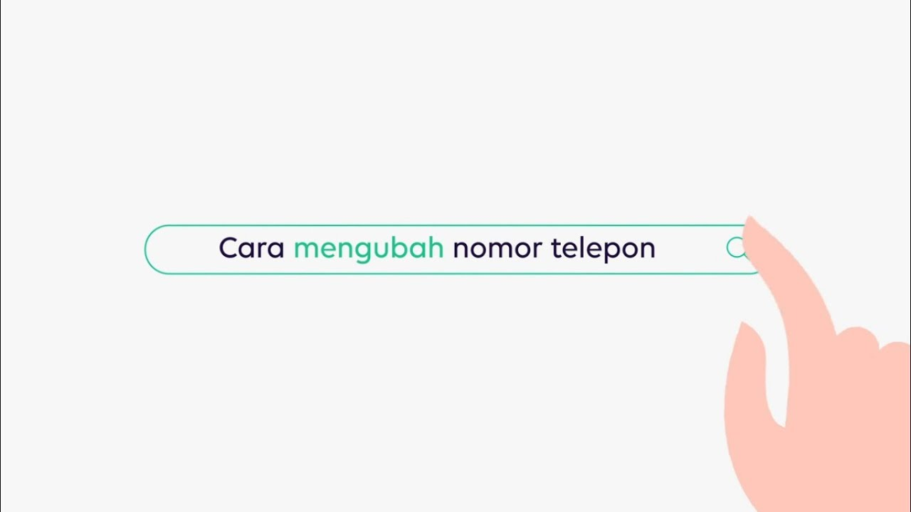 LINE Tutorial - Mengubah Nomor Telepon