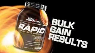 Vitalstrength Sports Nutrition - Extreme Rapid Protein Bulk Gain Protein Powder