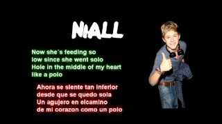 Over again One Direction Letra Español Lyrics English by;vic