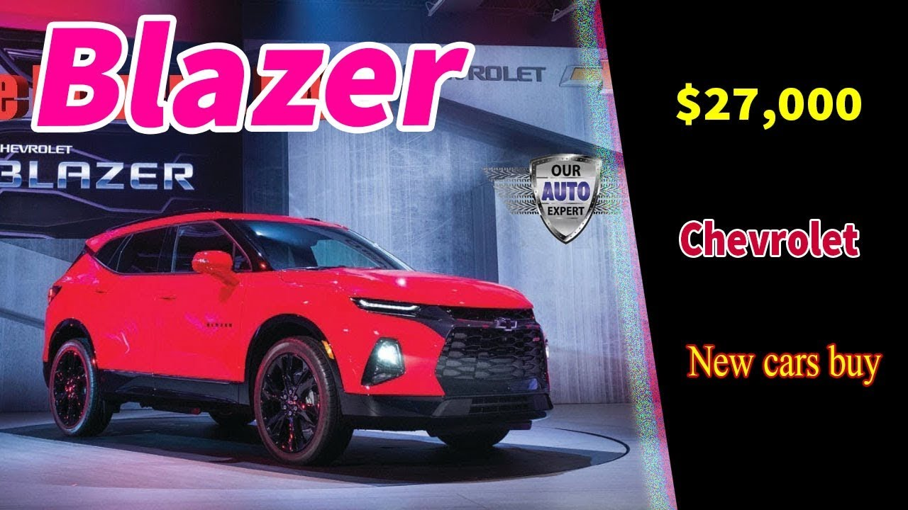2020 Chevy Blazer Ss Concept - Chevrolet Cars Review ...