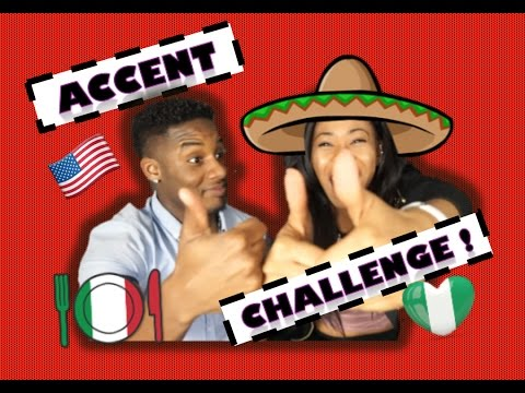 WHO DOES ACCENTS BETTER?! ft JAMES HENRY