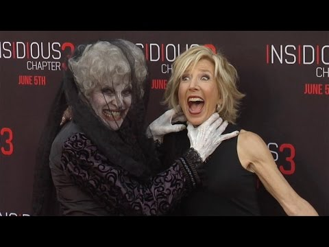 "Lin Shaye ""Insidious Chapter 3"" Los Angeles Premiere Red Carpet"
