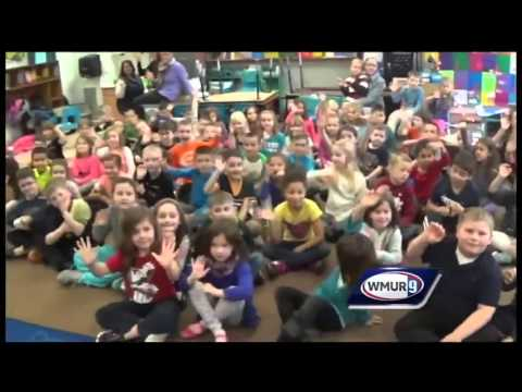School visit: Pembroke Village School