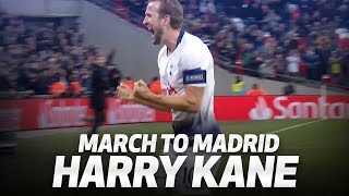 SPURS MARCH TO MADRID | HARRY KANE INTERVIEW