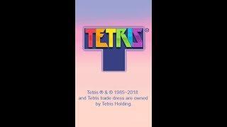 Tetris Mobile [Touchscreen Java Games]