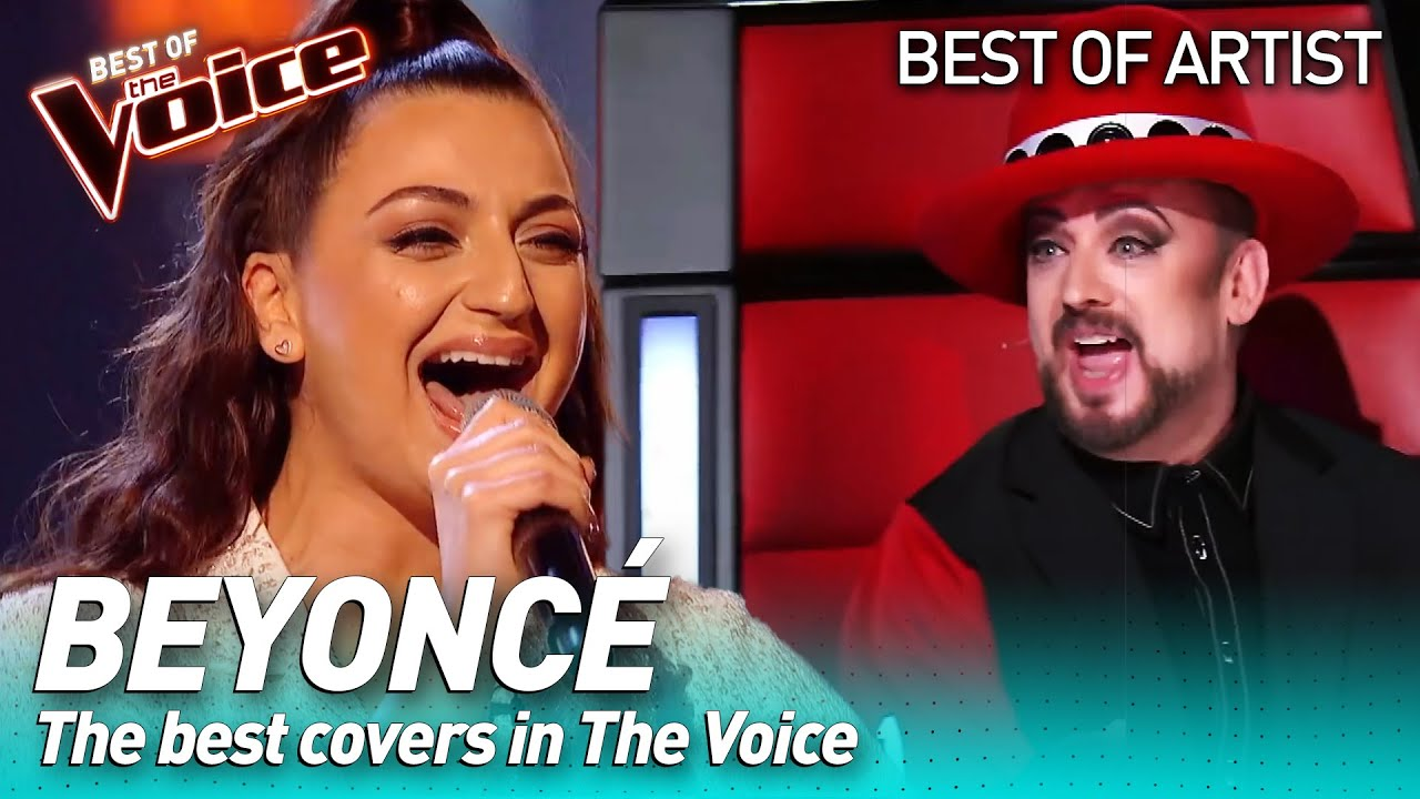 Are these the BEST BEYONCÉ covers in The Voice?