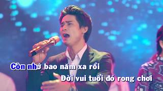 Karaoke | Trong Tầm Mắt Đời - Chế Kha