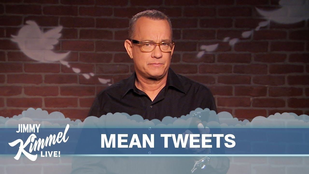 Jimmy Kimmel Mean Tweets Country Edition ... - carte-mere.info