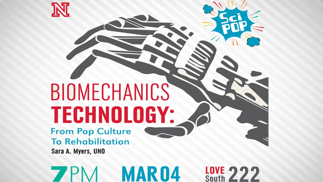 Sci Pop Talks - Biomechanics Technology: from Pop Culture to Rehab ...