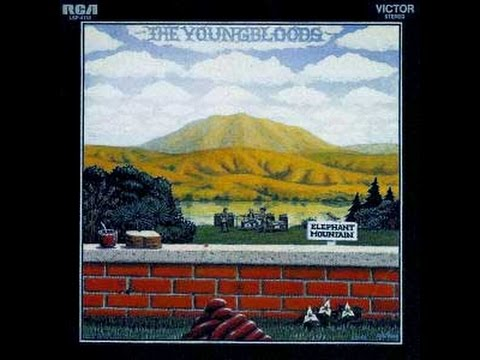 THE YOUNGBLOODS - Elephant Mountain (Full Album)