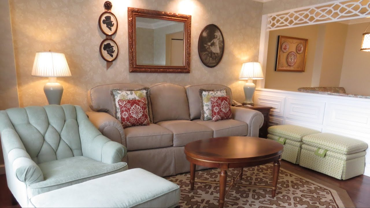 The villas at disney 39 s grand floridian resort two - 2 bedroom villas near disney world ...