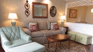 The Villas At Disney's Grand Floridian Resort Two Bedroom Lockoff Villa Detailed Room Tour