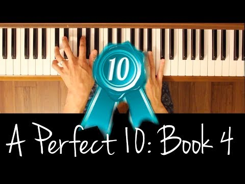 Stargazer (A Perfect 10, Bk 4) [Intermediate Piano Tutorial]