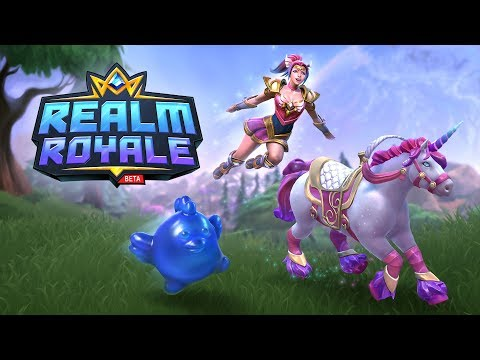 Realm Royale - The Rainbow Bundle Bursts Into the Realm: Available Now!
