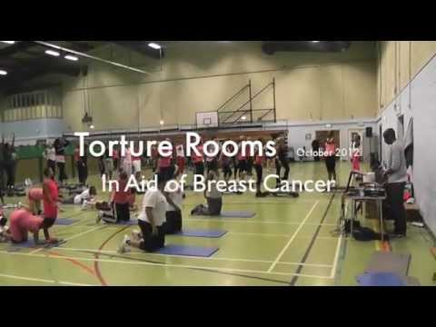Fit and Funky - Torture Rooms October 2012