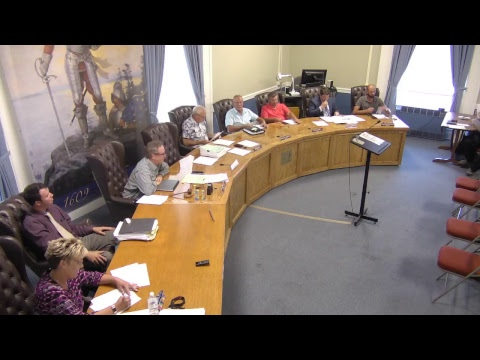 City of Plattsburgh, NY Meeting  7-19-18