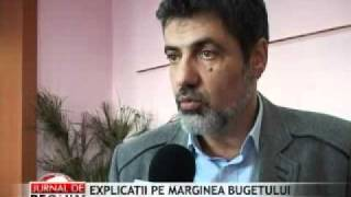 EXPLICATII PE MARGINEA BUGETULUI