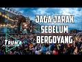 Jaga Jarak Sebelum Bergoyang Dugem Remix 2018 | BreakBeat Mix 2018