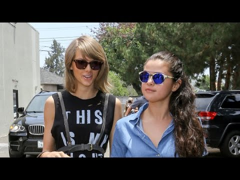 Taylor Swift Wears Fashion Harness Backwards!?