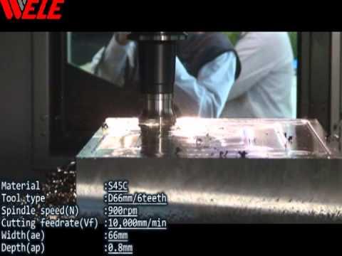[WELE MECHATRONIC] AA80 series Vertical Machining Center