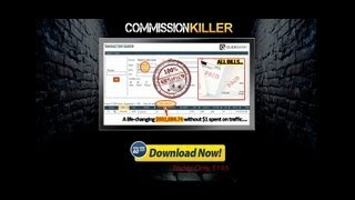 Commission Killer by Chris Freeville and Rob Walker Review - Don't Buy Until You See This!