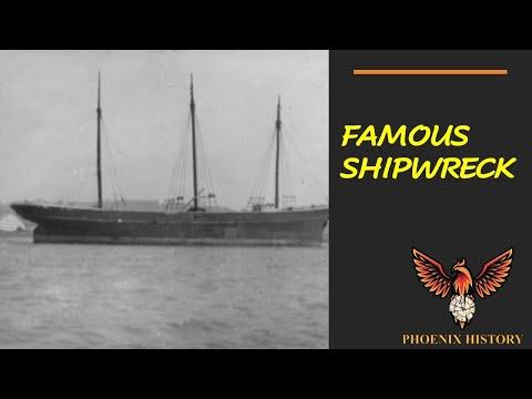 Shipwreck of the Hans Egede