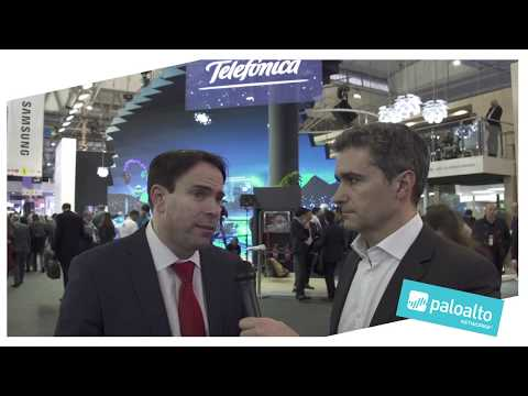 Palo Alto Networks at Mobile World Congress 2018 – An Interview with ElevenPaths