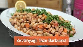 Zeytinyağlı Taze Barbunya Tarifi (Barbunya Pilaki) - Naciye Kesici - Yemek Tarifleri