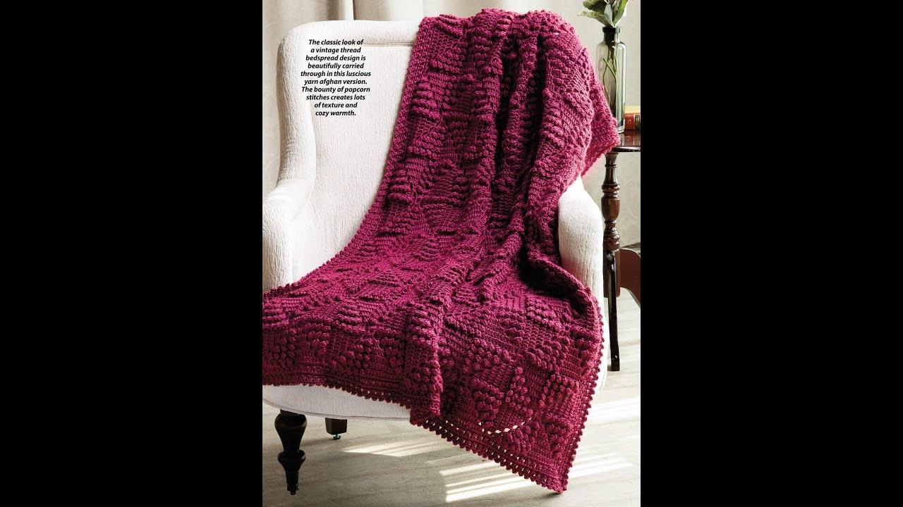 Crochet patterns for free crochet bedspread 2087 youtube crochet patterns for free crochet bedspread 2087 bankloansurffo Images