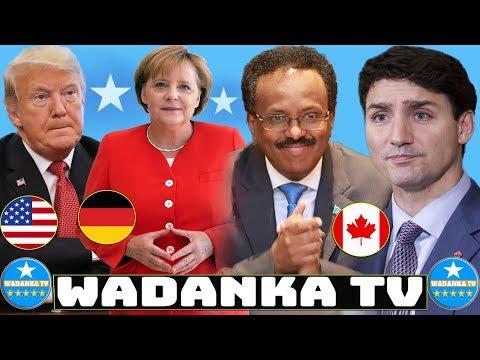 DEG DEG Somalia Oo Awoodi Dunida Soceshatay, Reer Galbeedka Oo Xanibaada Kaqaaday, Somalia Hub & Cii