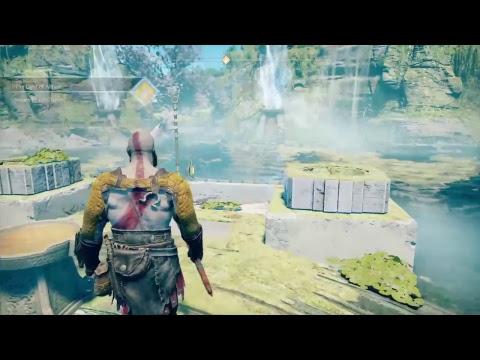 God of War playthro part 8 resumed
