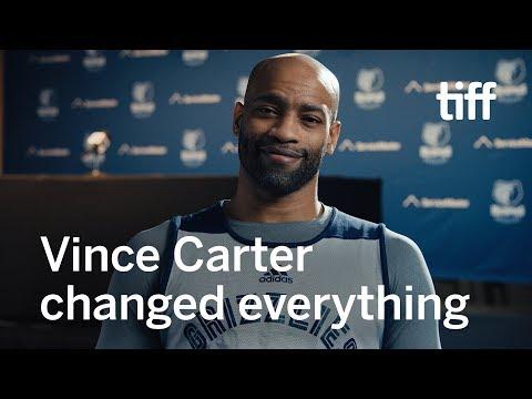 Vince Carter was Toronto's first NBA Superstar | SEAN MENARD | TIFF 2017