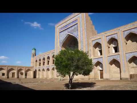 Highlights of Uzbekistan timelapses!