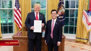 VN khẳng định sẵn sàng cùng Mỹ tăng cường hợp tác (VOA)