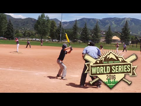 2016 Triple Crown World Series | 13u D1 Championship Game