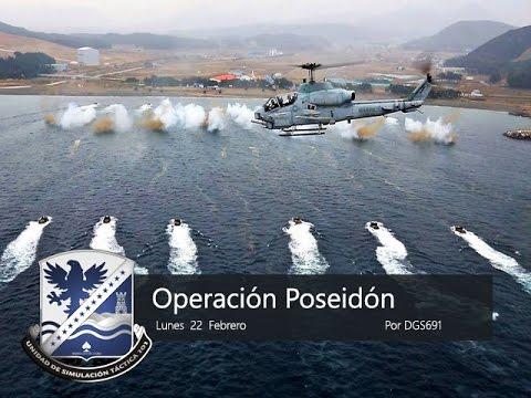 Arma 3 Simulación - UST101 - Operación Poseidón