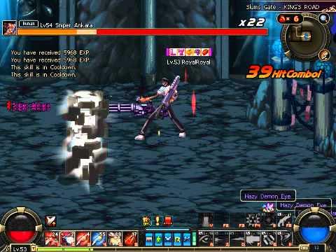 DFO Average Launcher Slum's Gate Hell Mode