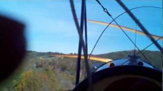 Paxton Pietenpol Air Camper Takeoff