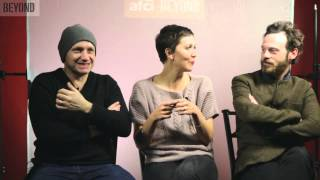 Maggie Gyllenhall, Scoot McNairy, and Lenny Abrahamson discuss